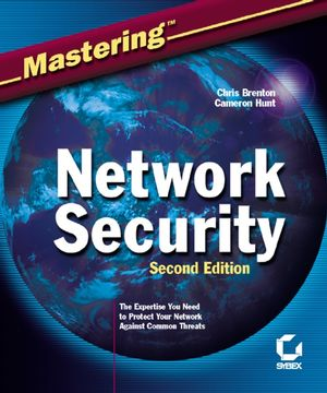 Mastering�Network Security, 2nd Edition (0782151485) cover image