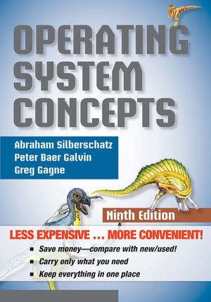 Operating System Concepts, Binder Ready Version, 9th Edition