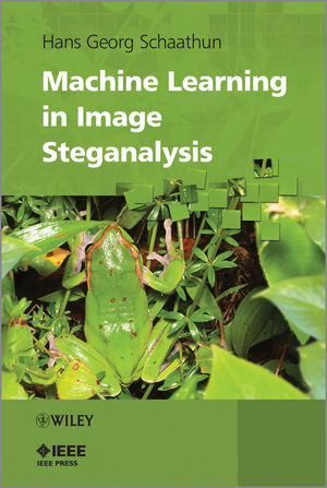 Machine Learning in Image Steganalysis (1118437985) cover image