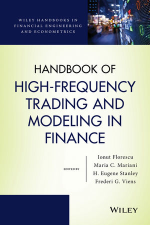 Handbook of High-Frequency Trading and Modeling in Finance (1118443985) cover image