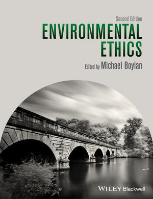 Environmental Ethics, 2nd Edition (1118657985) cover image