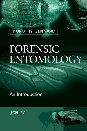 Forensic Entomology: An Introduction (1118684885) cover image