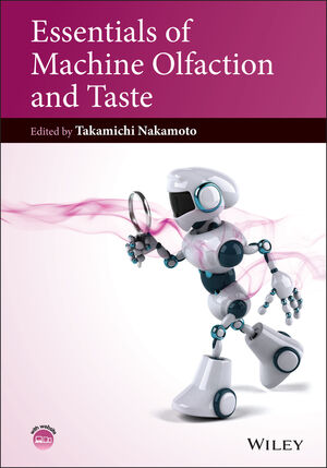Essentials of Machine Olfaction and Taste (1118768485) cover image