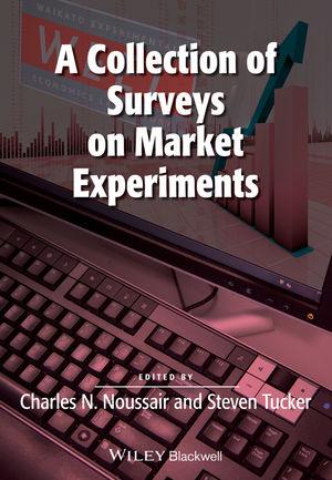 A Collection of Surveys on Market Experiments (1118790685) cover image