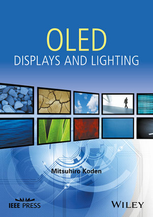 OLED Displays and Lighting (1119040485) cover image