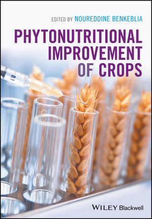 Phytonutritional Improvement of Crops (1119079985) cover image