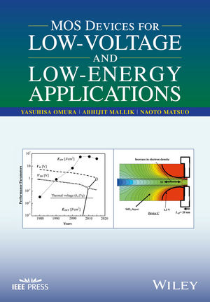 MOS Devices for Low-Voltage and Low-Energy Applications (1119107385) cover image