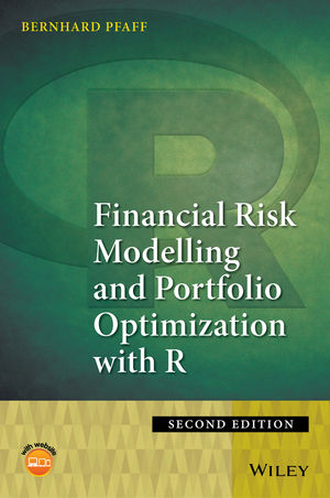 Financial Risk Modelling and Portfolio Optimization with R, 2nd Edition (1119119685) cover image