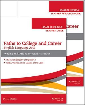English Language Arts, Grade 12 Module 1: Reading and Writing Personal Narratives, Teacher Set