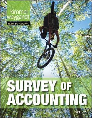 Survey of Accounting (1119306485) cover image
