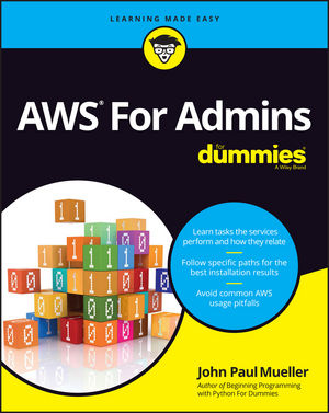 AWS For Admins For Dummies (1119312485) cover image