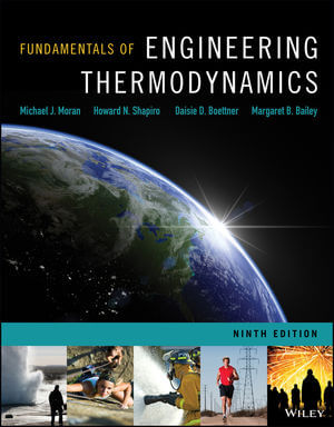 Fundamentals of Engineering Thermodynamics, Enhanced eText, 9th Edition