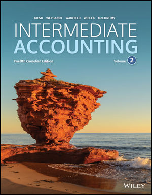 Intermediate Accounting, Volume 2, 12th Canadian Edition