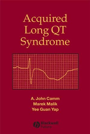 Acquired Long QT Syndrome (1405118385) cover image