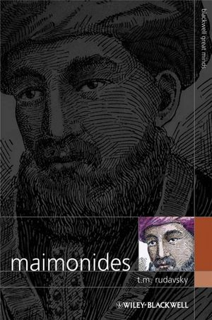 Maimonides (1405148985) cover image
