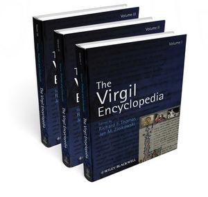 The Virgil Encyclopedia, 3 Volume Set