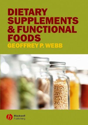 Dietary Supplements and Functional Foods (1405172185) cover image