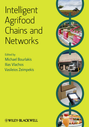 Intelligent Agrifood Chains and Networks (1444339885) cover image