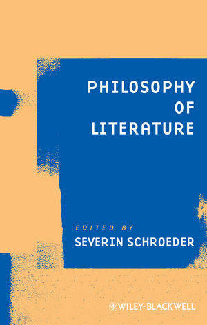 Philosophy of Literature (1444351885) cover image