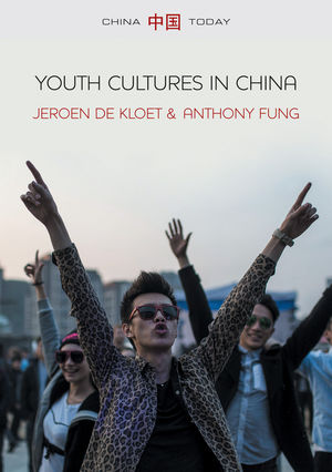 Youth Cultures in China (1509512985) cover image
