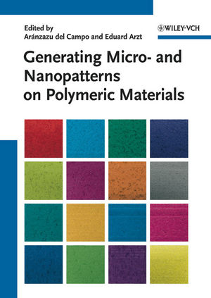 Generating Micro- and Nanopatterns on Polymeric Materials (3527325085) cover image