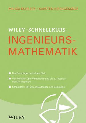 Wiley-Schnellkurs Ingenieursmathematik