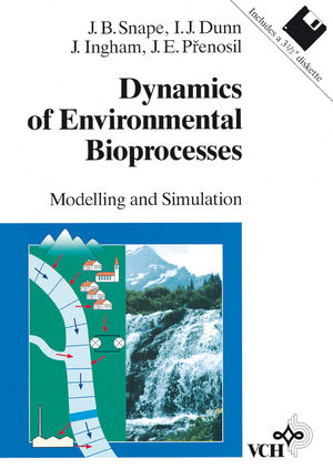 Dynamics of Environmental Bioprocesses: Modelling & Simulation (3527615385) cover image