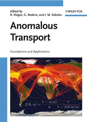 Anomalous Transport: Foundations and Applications (3527622985) cover image