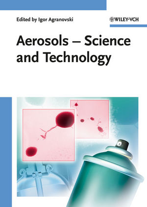 Aerosols: Science and Technology (3527632085) cover image