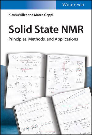Solid State NMR: Principles, Methods and Applications