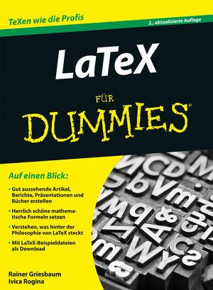 LaTeX für Dummies, 2. Auflage