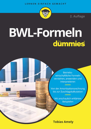 BWL-Formeln für Dummies, 2. Auflage