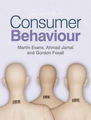 Consumer Behaviour , 2nd Edition (EHEP000985) cover image
