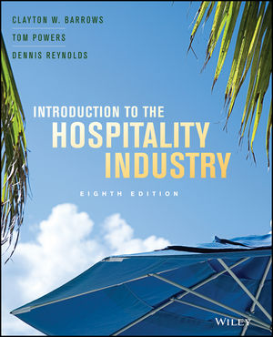 Introduction to the Hospitality Industry 8th Edition (EHEP001785) cover image