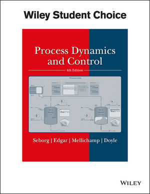 Process Dynamics and Control, 4th Edition (EHEP003685) cover image