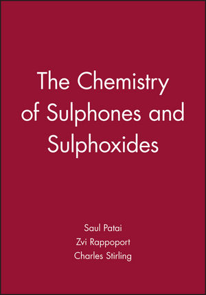 The Chemistry of Sulphones and Sulphoxides