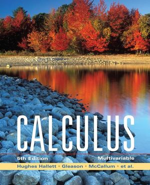 Calculus: Multivariable, 5th Edition (0470131586) cover image