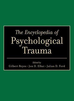 The Encyclopedia of Psychological Trauma (0470447486) cover image