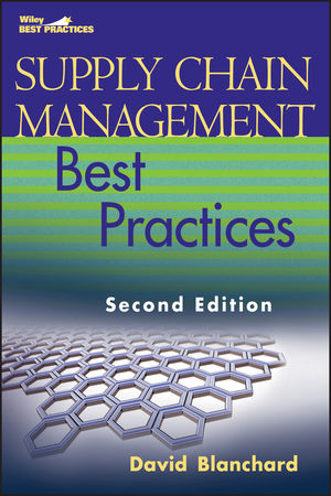 Supply Chain Management Best Practices, 2nd Edition (0470531886) cover image