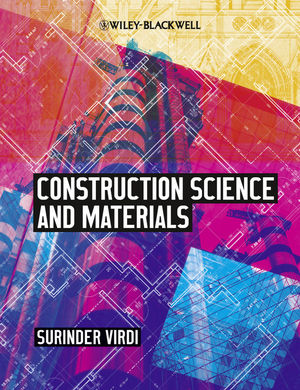 Construction Science and Materials (0470658886) cover image
