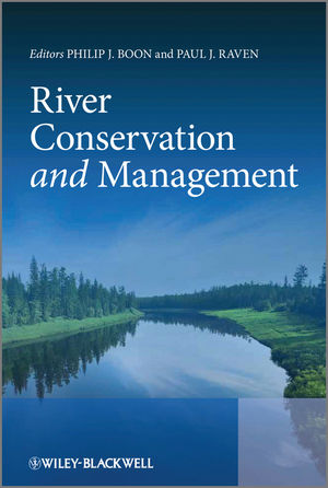River Conservation and Management (0470682086) cover image