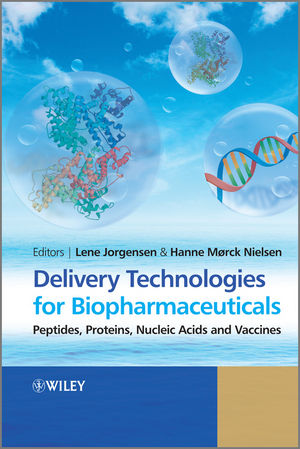 Delivery Technologies for Biopharmaceuticals: Peptides, Proteins, Nucleic Acids and Vaccines (0470723386) cover image