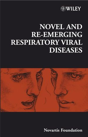 Novel and Re-emerging Respiratory Viral Diseases (0470770686) cover image