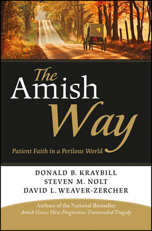 The Amish Way: Patient Faith in a Perilous World (0470890886) cover image
