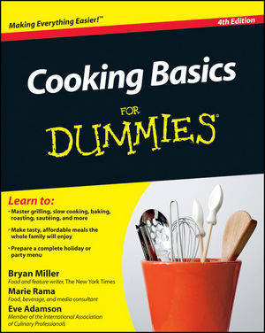 Cooking Basics For Dummies, 4th Edition