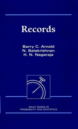 Records (0471081086) cover image