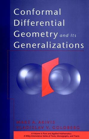 Conformal Differential Geometry and Its Generalizations (0471149586) cover image
