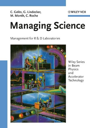 Managing Science: Management for R and D Laboratories