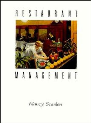 Restaurant Management (0471284386) cover image