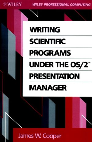 Writing Scientific Programs Under the OS/2 Presentation Manager